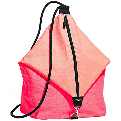 Victoria'S Secret Sling Bag Pink And Orange