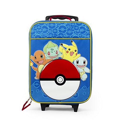 "Pokemon"" House Party Pokeball Pilot Case, Multi"
