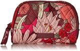 Vera Bradley Small Zip Cosmetic, Bohemian Blooms
