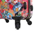 HALINA Car Pintos Intenso 3 Piece Set Luggage, Multicolor
