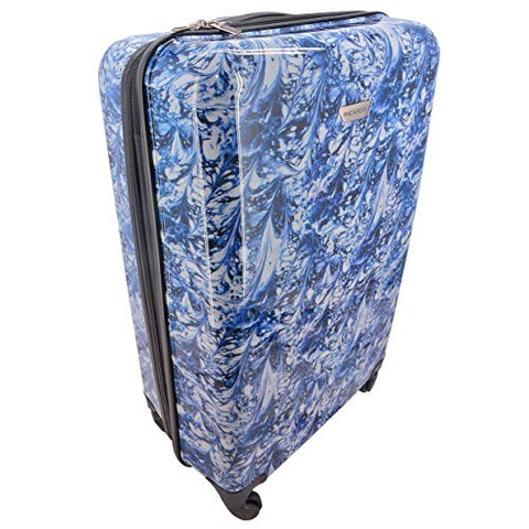 Ricardo Beverly Hills Sausalito Lightweight 29-Inch Polycarbonate Alloy Spinner Upright in Blue Twist