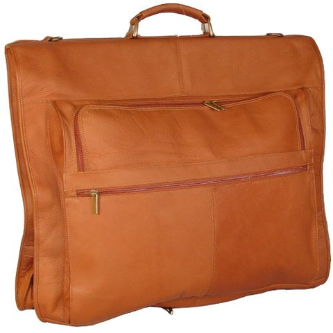 David King & Co. 48 Inch Garment Bag, Tan, One Size