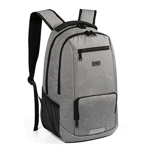 Thikin Casual Womens & Mens Business Laptop Backpack Durable College School Bag Pack Fits For 14""
