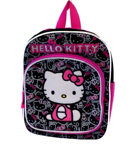 Hello Kitty Mini Backpack - Sanrio Hello Kitty School Bag