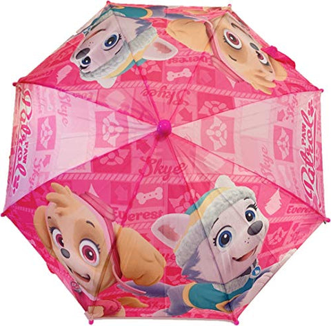 Berkshire Fashions Nickelodeon Paw Patrol Skye Everest Girls Toddler Umbrella ONE Size