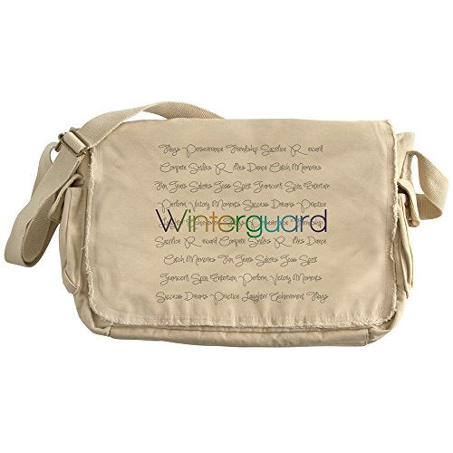 CafePress - Winterguard - Unique Messenger Bag, Canvas Courier Bag