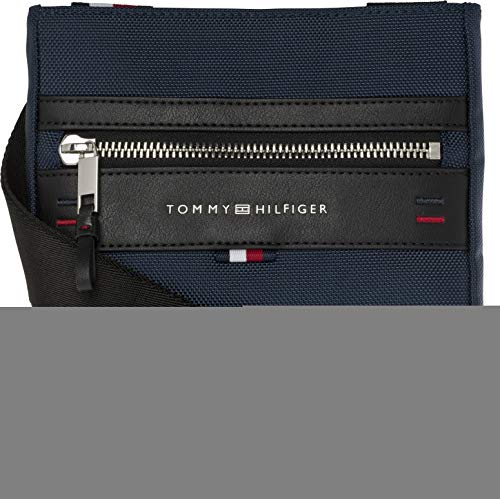Tommy Hilfiger Elevated Mini Crossover Messenger Bag One Size Tommy Navy