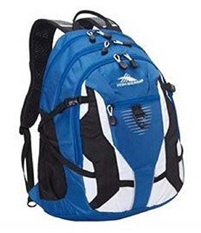 High Sierra Aggro Backpack, Blue