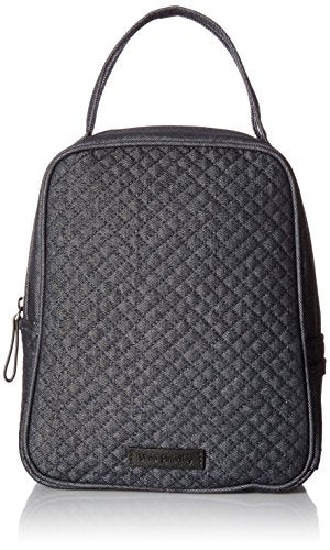Vera Bradley Iconic Lunch Bunch, Denim Navy