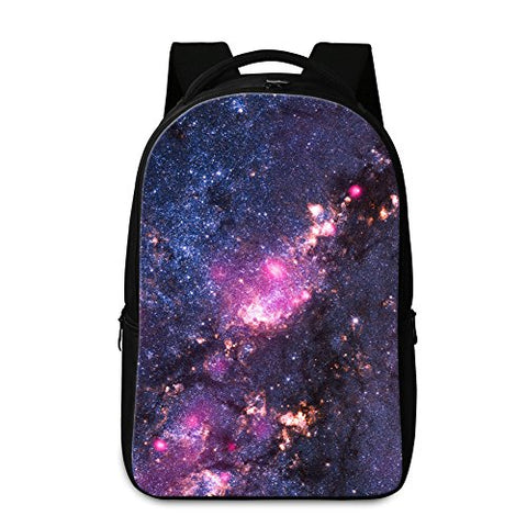 Crazytravel Large Capacity School Laptop Back Pack Book Bag For School Kids Men Women