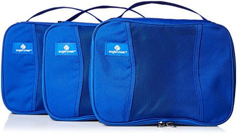 Eagle Creek Pack-it Half Cube Set, Blue Sea