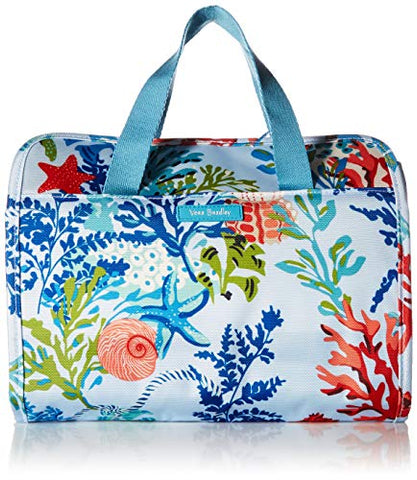 Vera Bradley Lighten Up Hanging Travel Organizer, Shore Thing