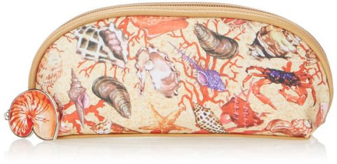 Sydney Love Seashell Mini Cosmetic Cosmetic Case,Multi,One Size