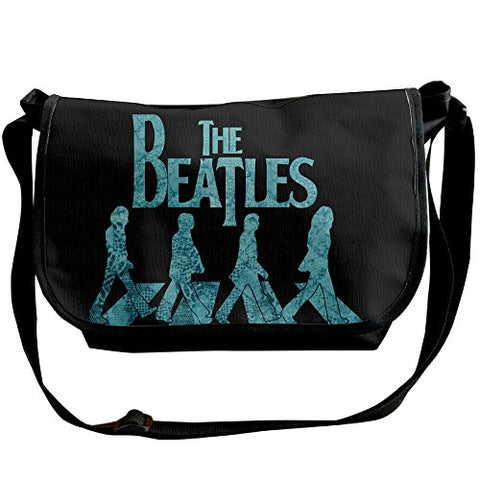 The Beatles On The Road Men Women Tour Shoulder Handbag Messenger Bags