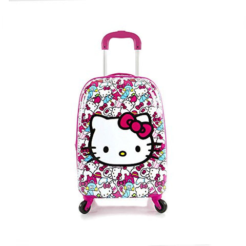 Heys America Hello Kitty Tween Spinner Luggage