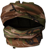 Everest Classic Woodland Camo Backpack, Camouflage, One Size