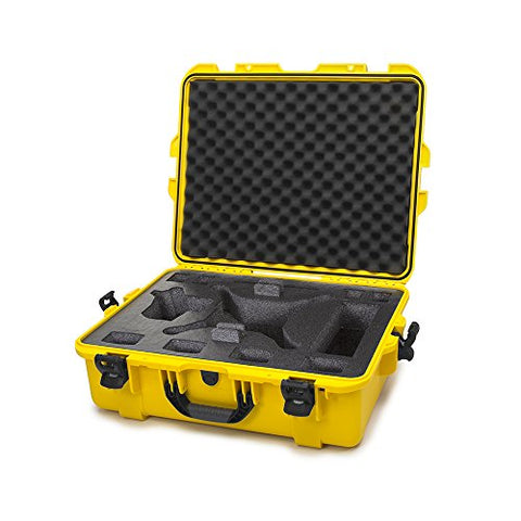 Nanuk Dji Drone Waterproof Hard Case With Custom Foam Insert For Dji Phantom 4/ Phantom 4 Pro