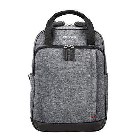 Ricardo Beverly Hills Malibu Bay 2.0 Convertible Tech Backpack (Gray)