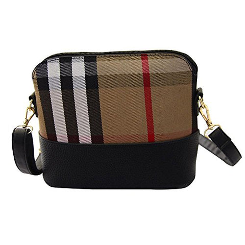 Niceeshop(Tm) Women Messenger Bags Vintage Small Shell Handbag Casual Shoulder Bag Khaki