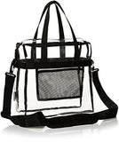 AmazonBasics Stadium-Approved Tote - Clear