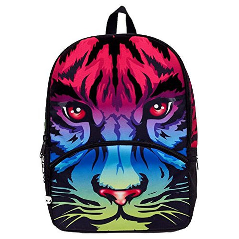 Mojo Classic Backpack, Rainbow Tiger