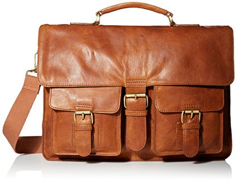 Rawlings Rugged Messenger, Cognac, One Size