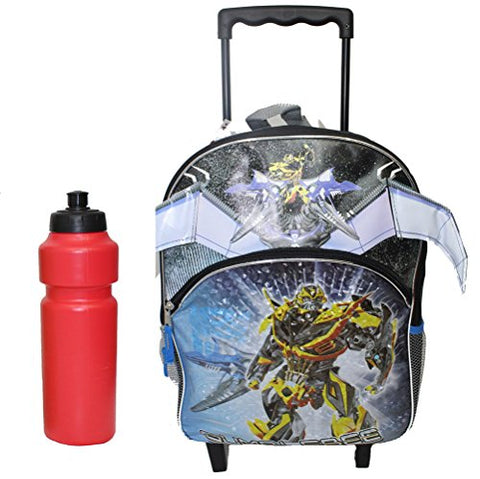 New Transformer Rolling Backpack