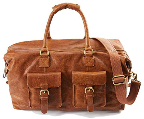 Rawlings Rugged 19 Inch Duffle, Cognac, One Size