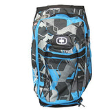 OGIO 121012.472 Hex Big Mouth Wheeled Gear Bag, Pattern
