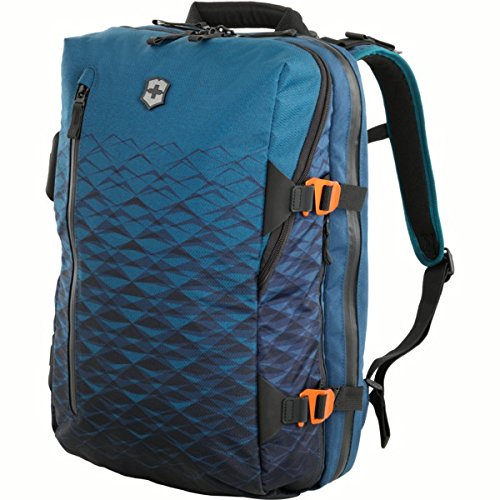 Victorinox Vx Touring Laptop 17 Backpack, Dark Teal, One Size