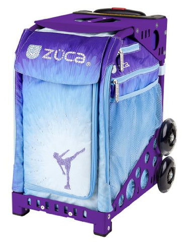 Zuca Ice Dreamz Skating Bag - Choose Your Frame Color! (Purple Frame)