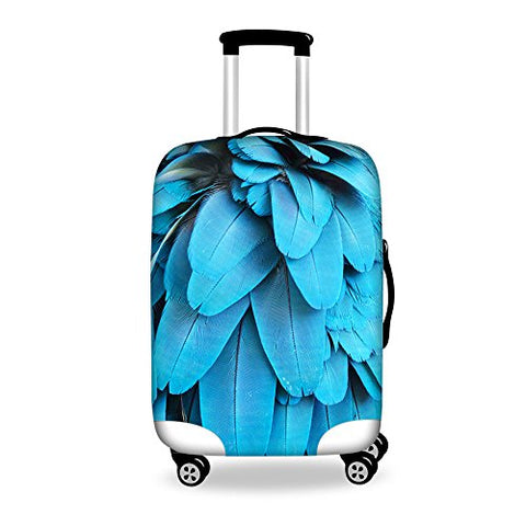 Freewander Luggage Tag Washable Luggage Covers Travel Elastic Suitcase Skin (Medium(22''-26'')
