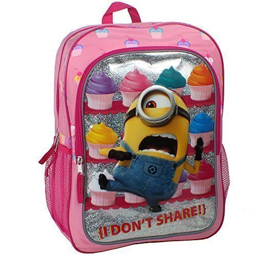 16 Despicable Me Girls Backpack