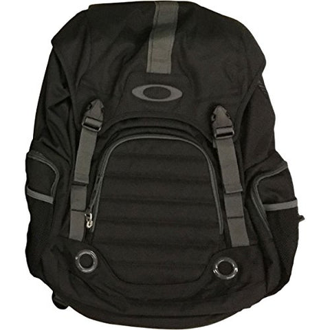 Oakley Mens Overdrive Backpack One Size,Jet Black