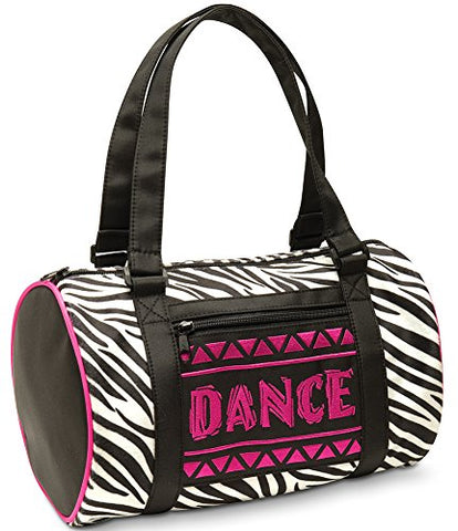 Jungle Zebra Duffel