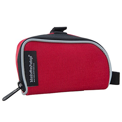 Manhattan Portage Breakaway Bike Case, Red, One Size