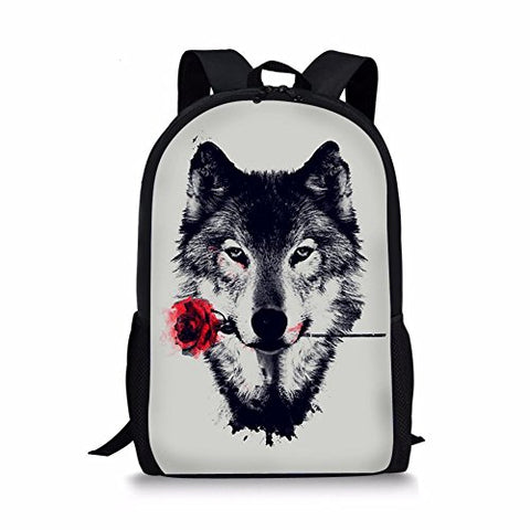 Freewander Primary School Bags Backpack Women Kids Backpack