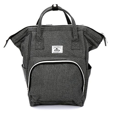Everest Friendly Mini Handbag Backpack, Gray One Size