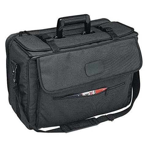 Bellino Sample Case Organizer, Black