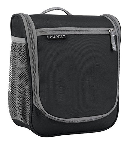 Ricardo Beverly Hills Essentials Travel Organizer, Black