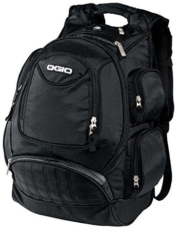 Ogio Metro Street Computer Laptop Backpack, Black