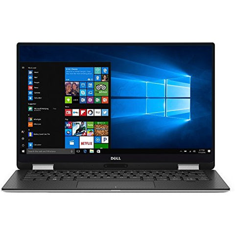 "Dell Xps 13 9365 2-In-1 - 13.3"" Fhd Touch - I7-7Y75 - 8Gb Ram - 256Gb Ssd - Silver"