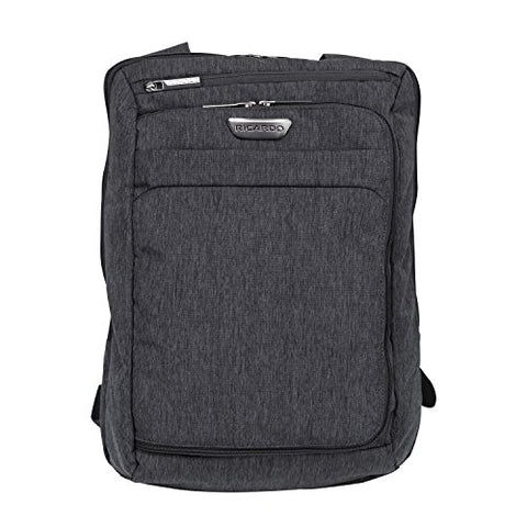 Ricardo Beverly Hills Coastal Backpack, Slate Gray, One Size