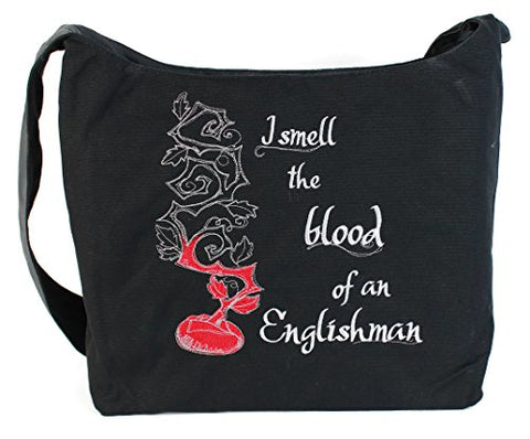 Dancing Participle Magic Beanstalk Embroidered Sling Bag