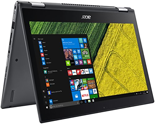 "Acer Spin 5, 8Th Gen Intel Core I5-8250U, 13.3"" Full Hd Touch, 8Gb Ddr4, 256Gb Ssd, Windows 10"