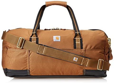 Carhartt Legacy Gear Bag 23 Inch, Carhartt Brown