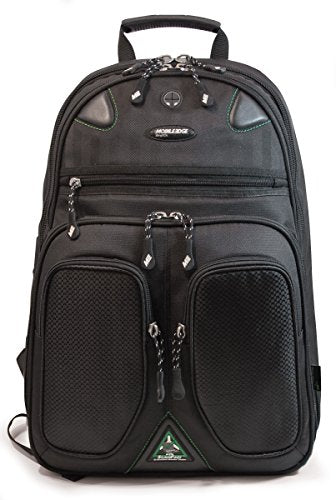Mobile Edge Men'S Scanfast Checkpoint And Eco Friendly Backpack- 17.3-Inch Pc/17-Inch Macbook