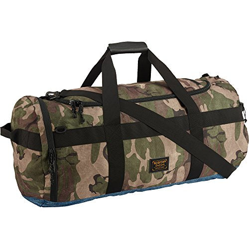 Burton Backhill Large/90 L Duffel Bag, Bkamo Print, One Size