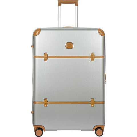 Bric'S Bellagio 2.0 Ultra Light 21 Inch International Carry On Spinner Trunk, Silver