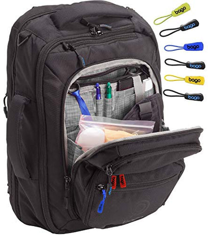 Laptop Backpack for Men - Computer Bag for Traveling, Business, Work, Commuter